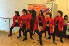 第一屆香港國際文化交流舞蹈節比賽活動相片