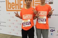 百仁基金 beHERO Run 2016活動相片