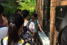 參觀饒宗頤文化館活動相片