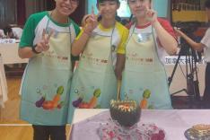 營人料理大賽(烹飪比賽)活動相片