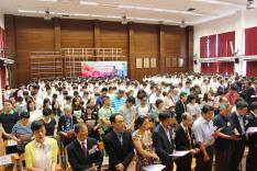 第二十二屆畢業典禮活動相片