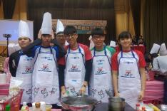 仁愛堂_營在惜食烹飪比賽活動相片