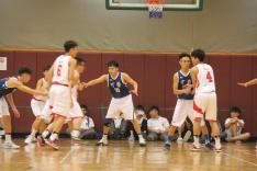 屯門區中學分會校際籃球比賽活動相片