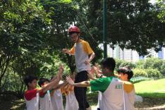 聯組領袖訓練 (二)活動相片