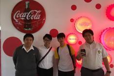 參觀「可口可樂廠」活動相片